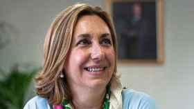 Silvia Balmaña, diputada nacional del PP por Guadalajara