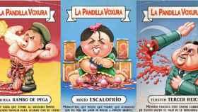 Viñetas publicadas por 'El Jueves' que han provocado las críticas de Vox.