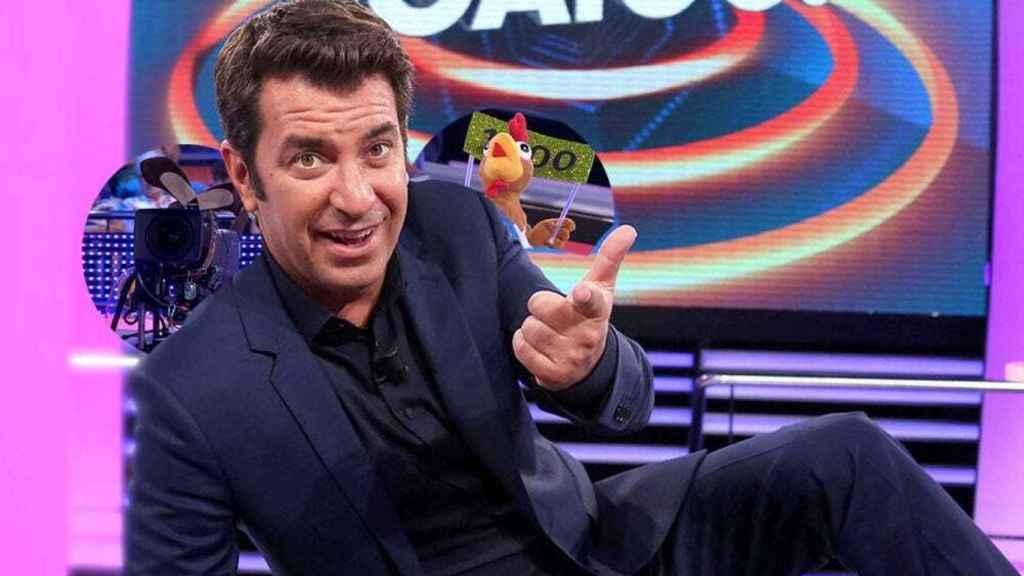 Antena 3 se despedirá del concurso '¡Ahora caigo!' con una entrega especial