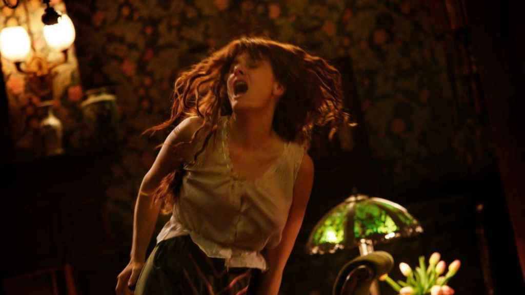 Fotograma de la película 'Miss Marx'.