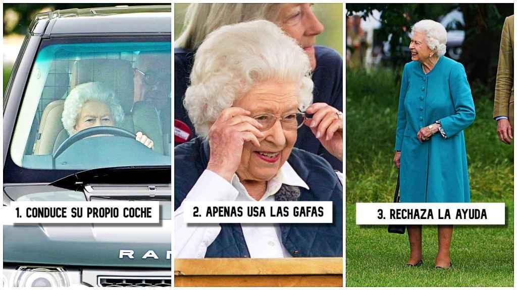 La reina Isabel II está dispuesta a demostrar que está en su mejor momento vital.