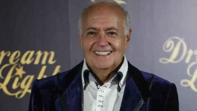 El productor y empresario José Luis Moreno.