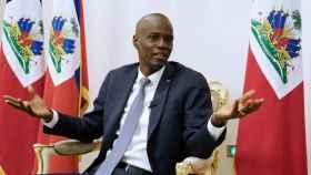 El presidente de Haití, Jovenel Moise. Efe