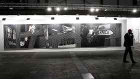 El Guernica de Ibarrola en ARCO 2021