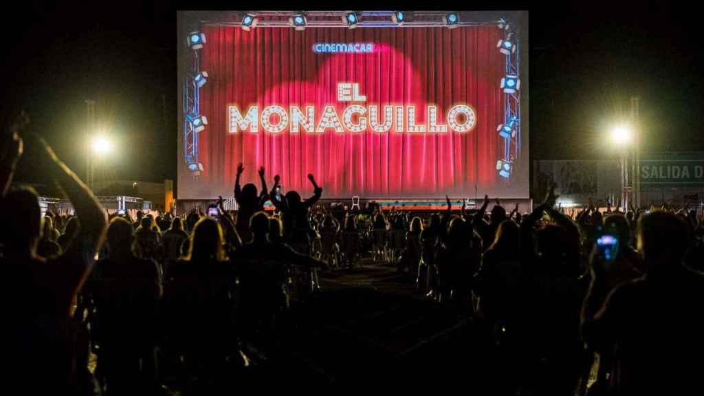 El cómico y actor conocido como 'monaguillo' también estuvo el año pasado en Cinemacar.