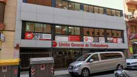 Sede de UGT Alicante.