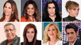 Toñi Moreno, Melody, Rosa Benito y Vaquerizo también se enfrentarán a sus miedos en Mediaset