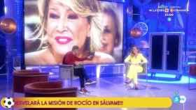 'Sálvame' revela lo que dijo Mila Ximénez de la docuserie de Rocío Carrasco y de Antonio David Flores
