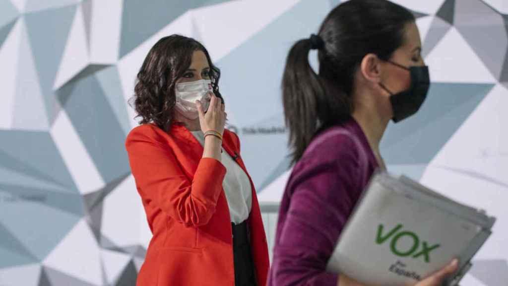 La doble vara del PP: interviene Telemadrid, pero ve inconstitucional la misma ley para TVE