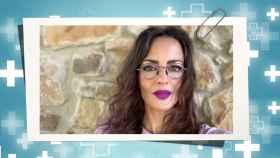La cantautora Vega, en un fotomontaje de JALEOS.