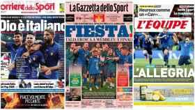 Revista de prensa del Italia - España