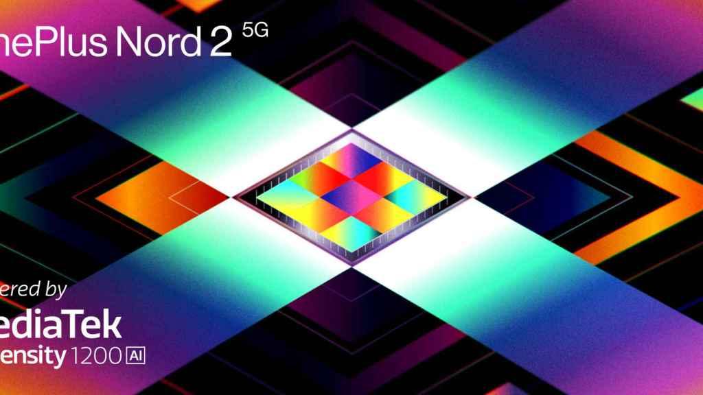 El OnePlus Nord 2 5G ya tiene fecha de presentación