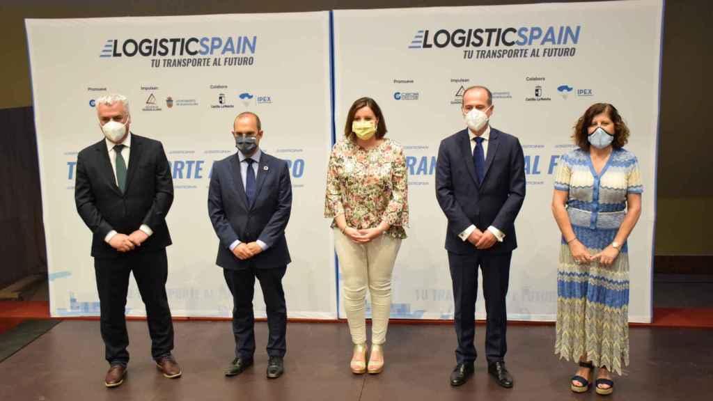 Este miércoles se ha celebrado en Guadalajara el primer foro Logistic Spain