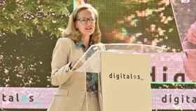 Nadia Calviño en DigitalES Summit