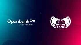 Openbank, nuevo patrocinador de la Superliga de League of Legends.