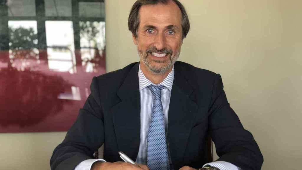 Gabriel Ximénez de Embún, director general de Credit Suisse Gestión.