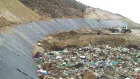 Imagen de archivo de residuos depositados en el vertedero de Torremolinos.