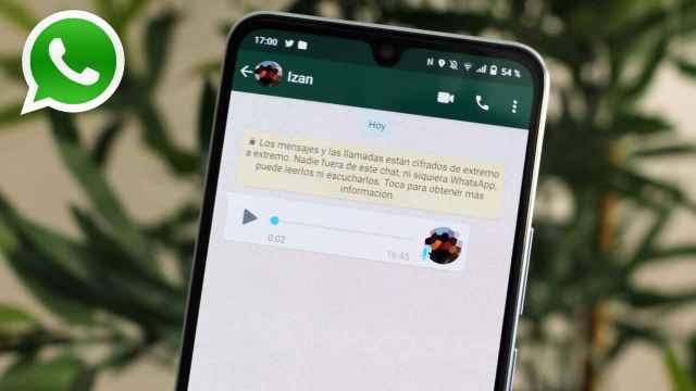 WhatsApp tiene un truco para recuperar audios borrados.