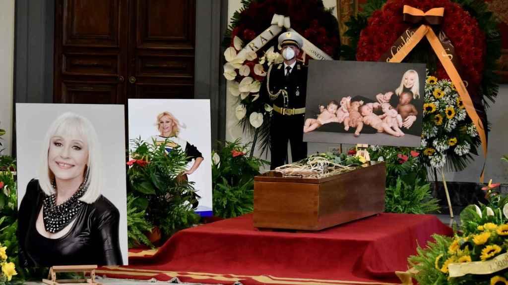 funeral raffaella