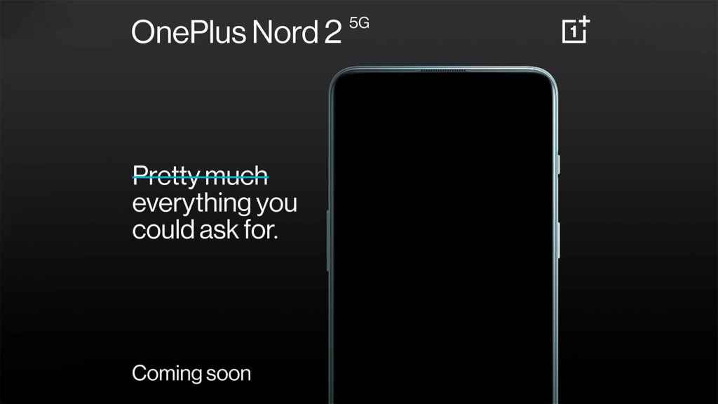 OnePlus Nord 2.