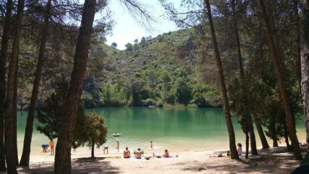 Lago Bolarque
