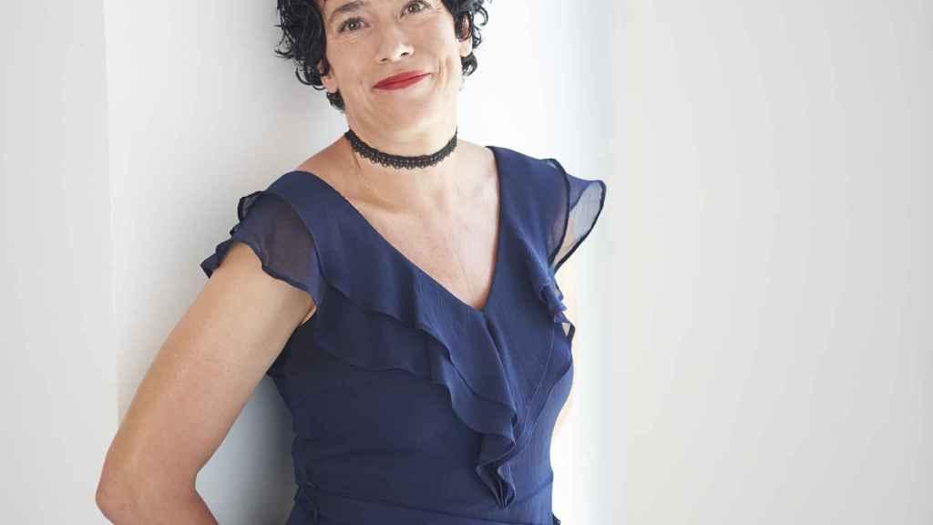 Marta Sánchez, guionista de '7 vidas', 'Aída' y 'Allí abajo', entre otras.