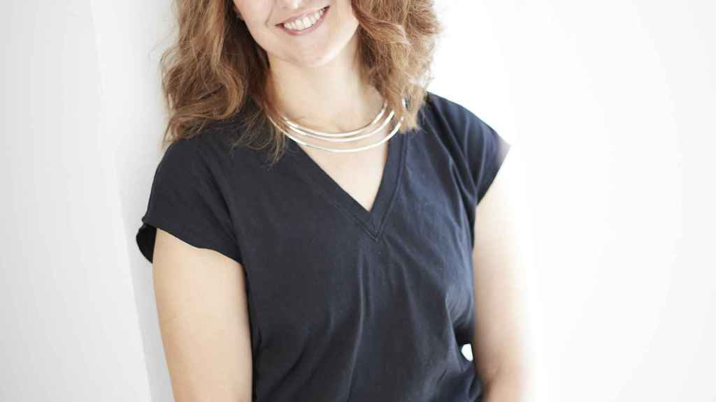Olatz Arroyo, guionista de 'Allí abajo', 'El mejor verano de mi vida' y 'Gran Hotel'.