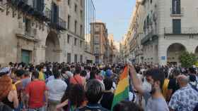 El asesinato de Samuel destapa en las redes sociales los abusos a la comunidad LGTBI en Alicante