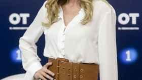 Mireia Montálvez participó en la primera edición de 'Operación Triunfo'.