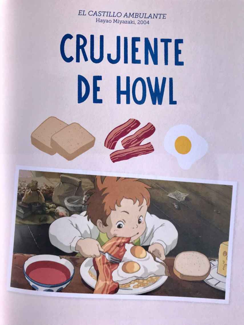 Imagen del libro Las recetas de las películas de Studio Ghibli