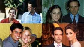 Personajes que han protagonizado divorcios millonarios y polémicos.