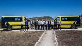 Northage proveerá a Geacam de más de 400 vehículos