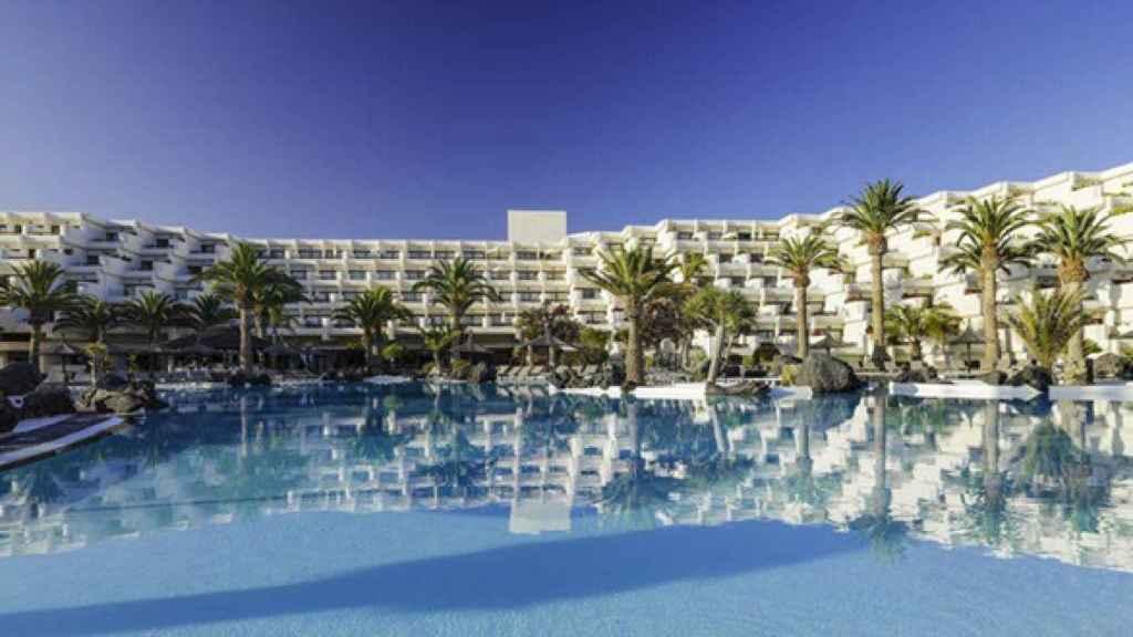 Uno de los hoteles de Meliá adquirido por Bankinter.