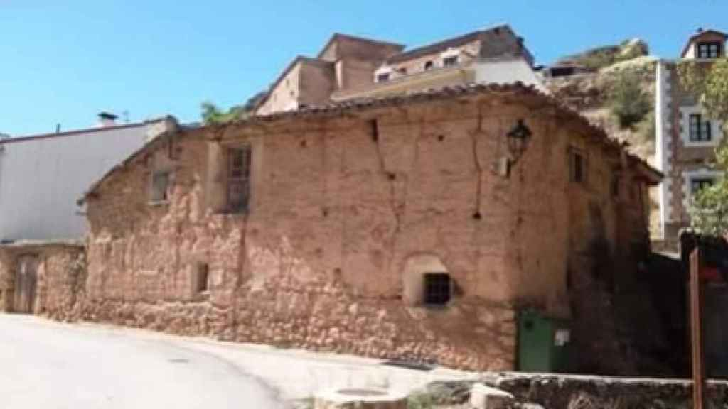 Casa del Cid. Foto: Hispania Nostra.