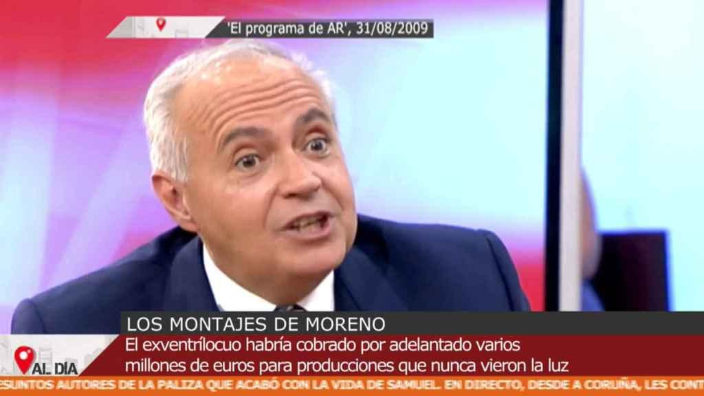 José Luis Moreno en 'El programa de Ana Rosa'