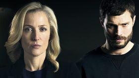 Gillian Anderson y Jamie Dornan protagonizan 'The Fall' ('La caza').