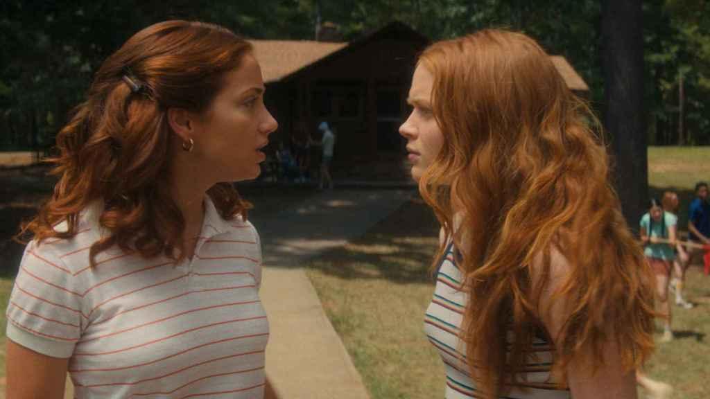 Dos hermanas y un destino. Solo una de ellas puede salir con vida.
