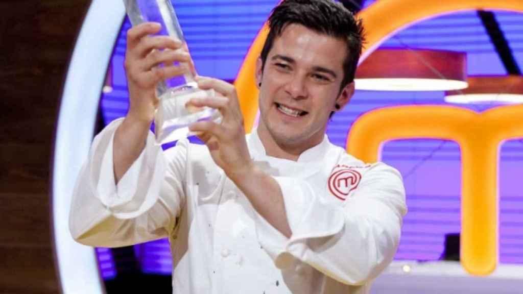 Carlos Maldonado, el primer concursante que consigue una estrella Michelín.
