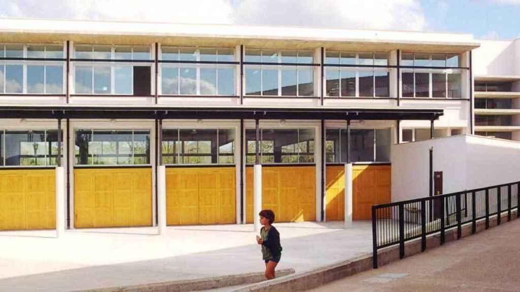 Colegio na Caragol Arta.