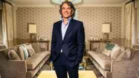 Gavin Patterson, presidente mundial de Salesforce y exCEO de BT.