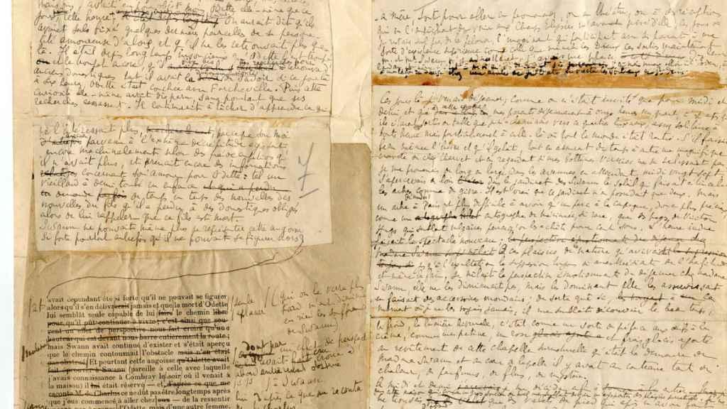 Extractos de los manuscritos del autor