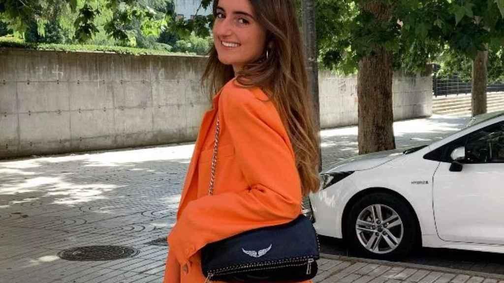 María Fernández estudiará Medicina en la UCM.