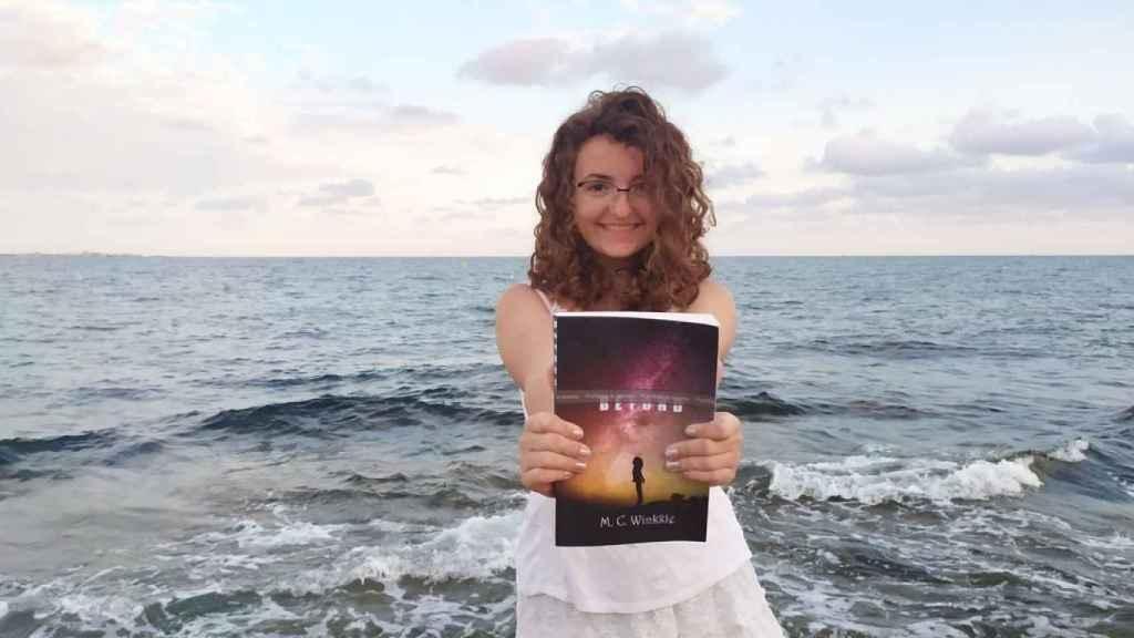 María Cuadrado estudiará el grado de Traducción e Interpretación.