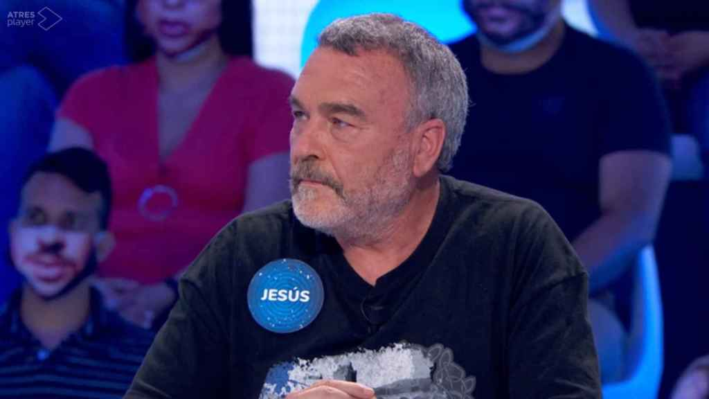 Jesús ha vencido a Alberto Alfonsín en 'La silla azul'.