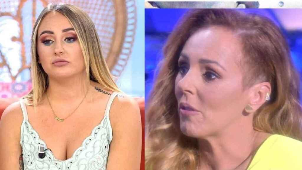 Rocío Flores colabora en 'El programa de Ana Rosa'.