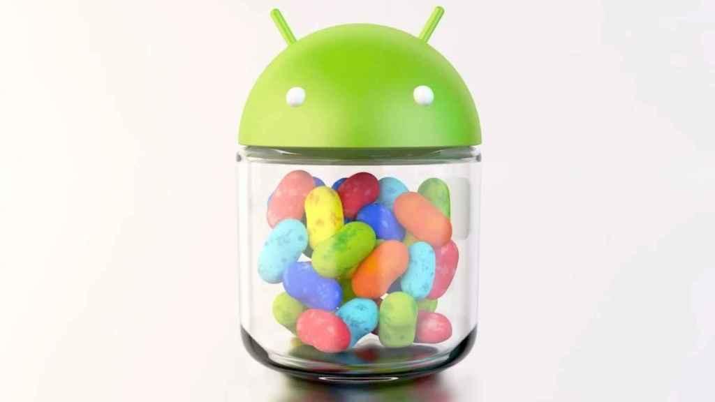 Los Servicios de Google Play abandonan su soporte a Android Jelly Bean