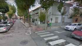 El cruce de Albacete en el que ha ocurrido el accidente (Google Maps)