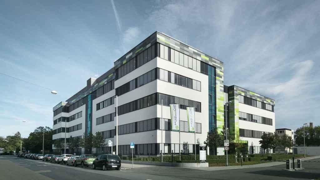 Sede de BioNTech, en Mainz (Alemania).