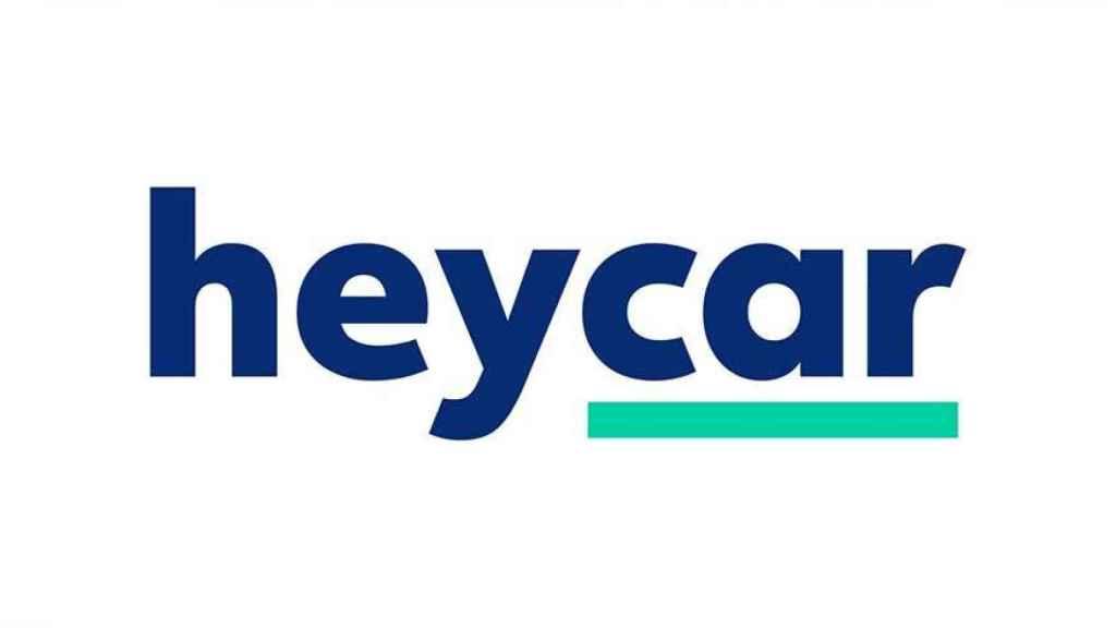 Logo de Heycar.