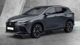 Nuevo Lexus NX 2022.